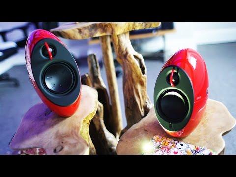 The Best Looking Speakers for under £150 (Edifier Luna Eclipse) (видео)