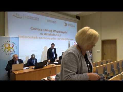 Posiedzenie Komisji Administracji Związku Miast Polskich CZ1