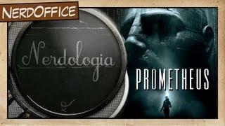 Nerdologia Prometheus SPOILERS  NerdOffice S03E22 ENG SUB