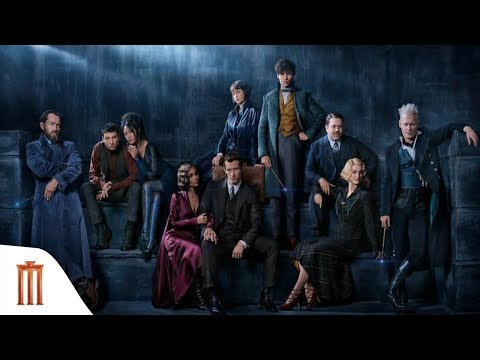 Fantastic Beasts: The Crimes of Grindelwald - First Look Teaser