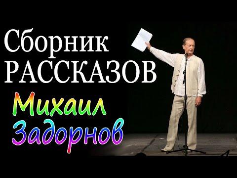 Михаил Задорнов. Сборник рассказов. Лучшее   Задор ТВ - DomaVideo.Ru