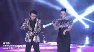 Video Cemen & Zaskia Gotik - Satu Jam Saja (Infotainment Awards 2016) MP3, 3GP, MP4, WEBM, AVI, FLV Maret 2019
