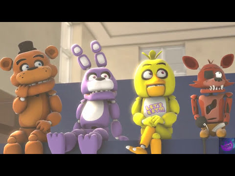 [FNAF SFM] School Of Animatronics : Full Film (видео)