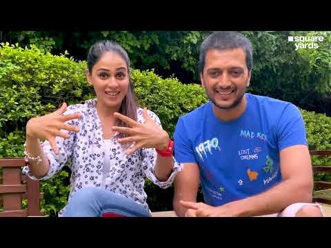 #MeriWaliHomeStory - Chapter 3 🏡 Riteish & Genelia Ki Memory Wall Wali Home Story | Square Yards