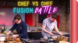 ULTIMATE CHEF VS CHEF FUSION BATTLE by SORTEDfood