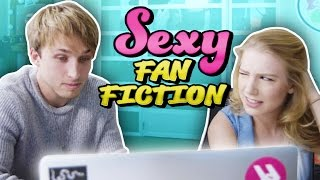 REACTING TO SEXY FAN FICTION (This Week in Smosh)