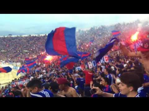 Dale dale dale oh - Los de abajo vs Everton - Los de Abajo - Universidad de Chile - La U - Chile - América del Sur