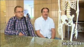 30.08.2016 TVP3 Wrocław program Zdrowiej w Akademii Medycyny Regeneracyjnej