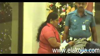 Gampaha / Katunayake Sri Lanka  city photos : Airport Security Robbery Sri Lanka Part 2