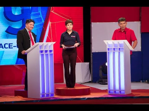 Tapatang Atty. Larry Gadon at Ka Leody de Guzman | #Debate2019