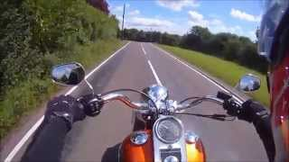 6. 2015 Harley Davidson Fat Boy - Quick road test / review
