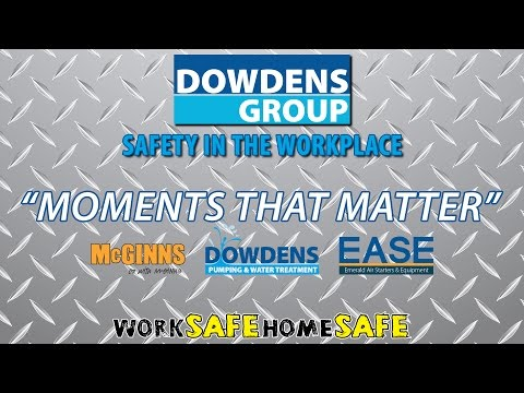 , title : 'DOWDENS GROUP - Safety in the workplace'