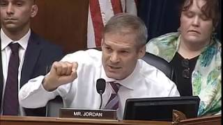 Rep. Jordan asks Tom Homan how to Fix the Border Crisis