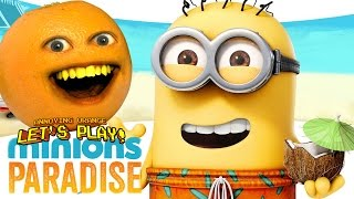 Annoying Orange Plays - Minion Paradise