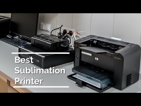 10 Best Sublimation Printer 2018