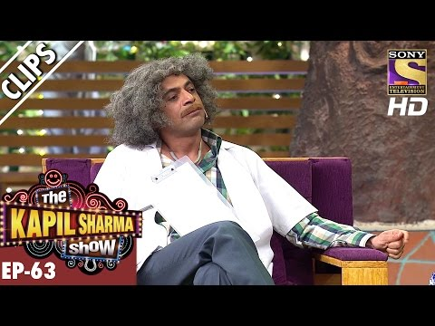Dr. Mashoor Gulati Meets Vaani Kapoor And Ranveer Singh - The Kapil Sharma Show – 27th Nov 2016