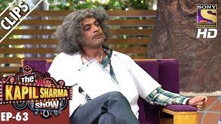 Dr. Mashoor Gulati meets Vaani Kapoor and Ranveer Singh - The Kapil Sharma Show – 27th Nov 2016