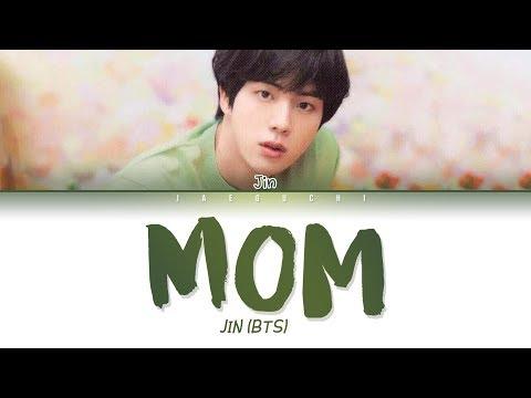 BTS JIN 'Mom (엄마)' (Lyrics Eng/Rom/Han/가사)
