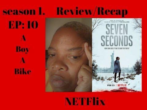 Season 1 of Seven Seconds  Ep: 10 A boy  and a Bike