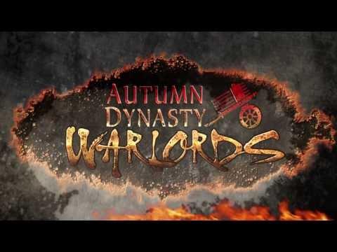 Autumn Dynasty Warlords - iOS ($6.99)