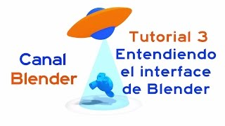 Curso Blender - 03 – Entendiendo el interface