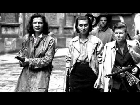 LEONARD COHEN - THE PARTISAN