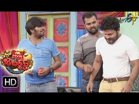 Sudigaali Sudheer Performance | Extra Jabardasth | 17th November 2017