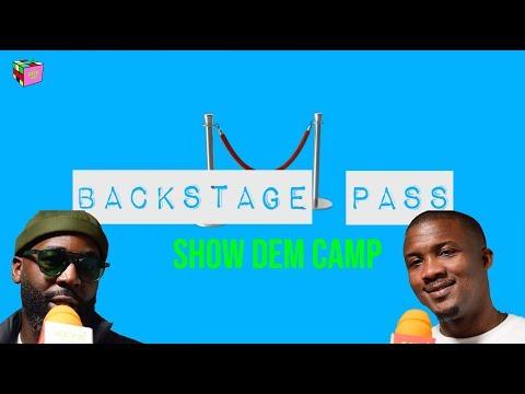 Backstage Pass: SHOW DEM CAMP (SDC) speak on MI/Vector beef, alte rappers