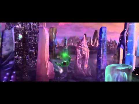 Linterna Verde (Green Lantern): Descubriendo el mundo de Oa