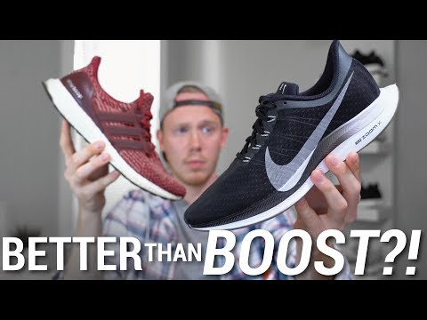Better Than Boost?! Nike Pegasus 35 Turbo Vs Adidas Ultra Boost Comparison