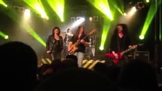 Video Tanja & Citron-Nad hlavou létá rock'n'roll Live 25.4.2013 Semila