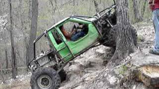 Seymour (MO) United States  City new picture : Rollover on Adventure Hill in Seymour MO