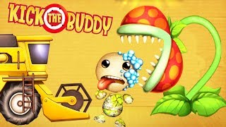 Video Kick the Buddy   Fun With All Weapons VS The Buddy   Android Games 2019 Gameplay   Friction Games MP3, 3GP, MP4, WEBM, AVI, FLV Januari 2019