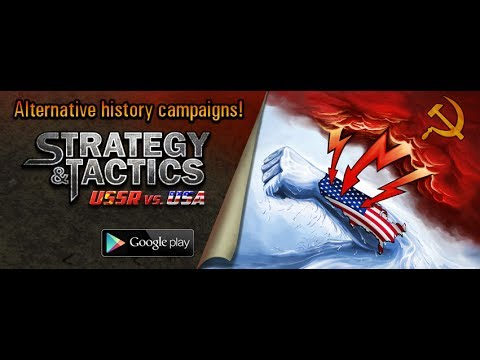 Video of Strategy & Tactics: USSR vsUSA