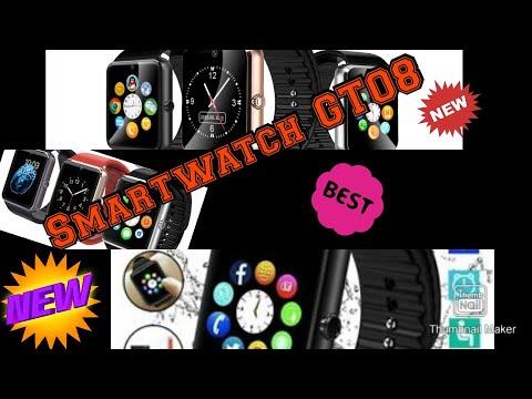 German/Deutsch Bluetooth Smartwatch GT08  for iPhone 6/7/8/X/Plus/5S Samsung / Android