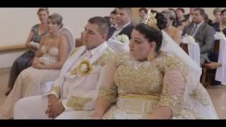 Rodzice postanowili pokazać wszystkim piękno swojej córki i kupili jej suknię ślubną za 200 000$ !