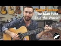 """David Bowie, Nirvana """"The Man Who Sold the World"""" Guitar Lesson"""