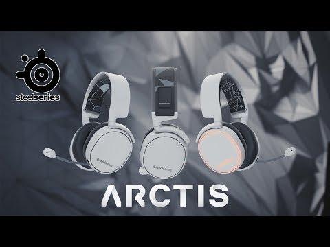 [Обзор железа] Steelseries Arctis 7: лучшая игровая гарнитура?