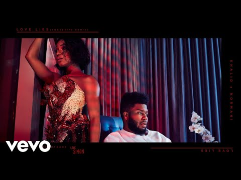 Video Khalid, Normani - Love Lies (Snakehips Remix (Audio)) download in MP3, 3GP, MP4, WEBM, AVI, FLV January 2017
