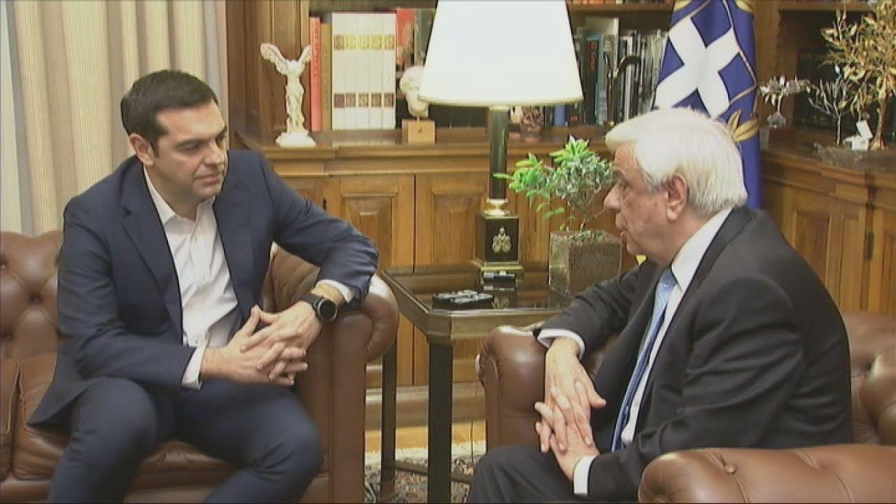 Στόχος της κυβέρνησης η οικοδόμηση εθνικής γραμμής στο ονοματολογικό της ΠΓΔΜ