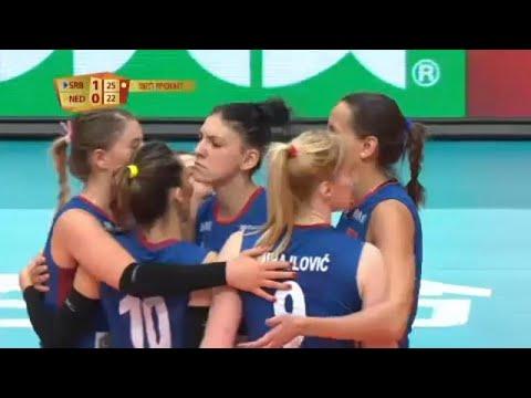 Παγκόσμιο Βόλεϊ Γυναικών: Σερβία-Ιταλία στον τελικό
