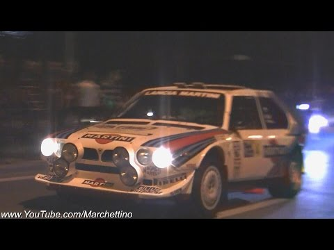 partenza del 12° rally legend 2014 - pure sound