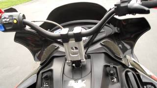 1. 2009 600 polaris iq shift