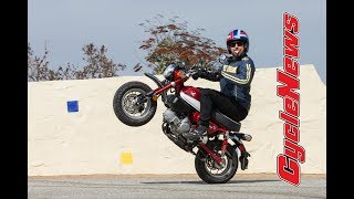 2. 2019 Honda Monkey Bike First Test - Cycle News