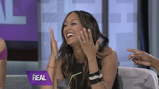 Jeannie Gives Her Best Tamera 'Mirror Face' - YouTube