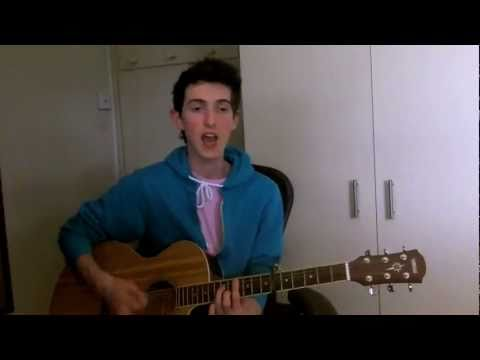 "Robbie Jay's cover of ""Glad You Came"" by The Wanted"