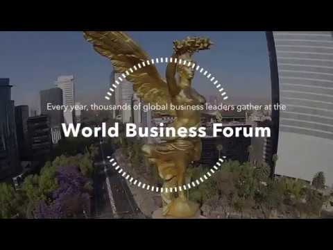 Worl Business Forum Madrid 2019[;;;][;;;]