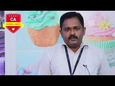 Ebby From Cafs Casino Air Craft Service Speak About Chennais Amirta