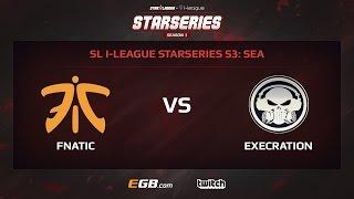 Fnatic vs Execration, Game 2, SL i-League StarSeries Season 3, SEA