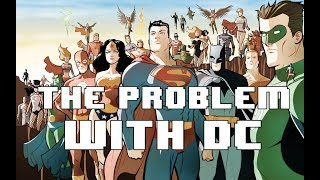 Video The Problem With DC's Heroes MP3, 3GP, MP4, WEBM, AVI, FLV Januari 2019